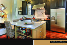 Color Blocking | Haas Cabinet