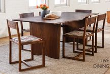 Dining Room / - Dining Room - Furniture - American Made - Hand Made - Home Decor - Portland Oregon
