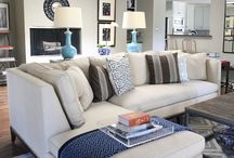 Living Room / by Kelly Flournoy