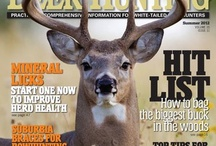 Deer & Deer Hunting Magazine Issues / by Deer & Deer Hunting