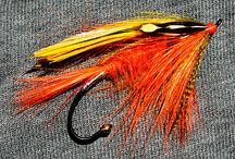 Fly Tying Tie and Brooch Pins