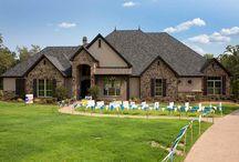 "Vanderbilt Custom Home by Campbell Custom Homes / Custom home plan ""Vanderbilt"" available to build ."