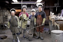 The Foundry / images of our working process here in New York City, the last metal foundry in Manhattan