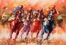 Incredible Horse Art!