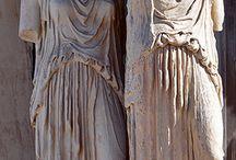 Historical Places in Greece / Delfoi, Olimpia, Temple of Olympian Zeus, Acropole, White tower, Kallimarmaron etc