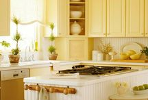 Kitchens / by Inspirations of Joy