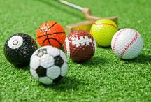 Branded GOLF ITEMS / Golf Outings are great business or non-profit events to raise money and gain recognition within the community or business world.