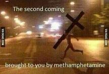 Atheist  & religious haha / Religious things that make me laugh  / by horsegirl