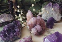 Minerały - Kamienie Szlachetne i Półszlachetne - Skamieniałości
