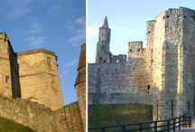 Medieval Castles / Websites about medieval castles. Including the changes in castles in the Medieval Feudal period.