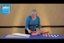 Video Demos / Our fabulous Pellon® Projects Designers show you a thing or two about how to use our products.