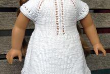 American Girl Doll Midsummer Dress