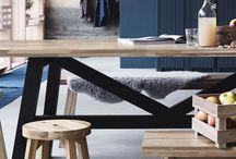 Ikea Skogsta / New collection from IKEA