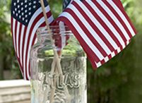 Berry Patriotic: 4th of July with Primula