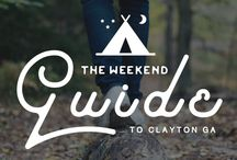 Weekend Guides To North Georgia