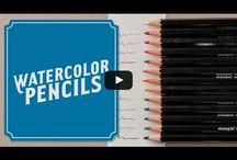 Stampin' Up! - Watercolor Pencils