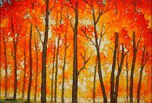 Orange Brightness / A favourite colour. Makes me smile