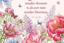 Janneke Brinkman bloemen quotes