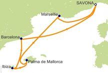 Costa Favolosa / Okružní plavba Středomořím