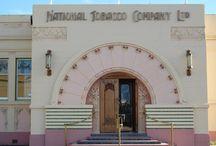 Napier and Art Deco