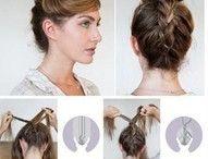 Peinados - Hair Styles / Intentaré ver si hay para ambos hombres y mujeres.  Looking for both men and women ;)