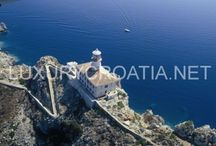 LIGHTHOUSE FOR RENT IN CROATIA / Rent a LIGHTHOUSE in Croatia! Extraordinary experience!