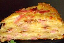 Блюда из сыра, салат