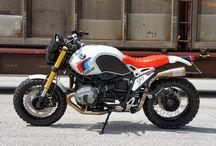 custom moto, cafe racer, cafe tracker