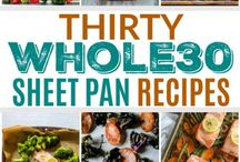 Whole 30 sheet Pan