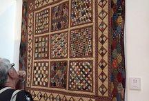 tradiční quilt / by Mines