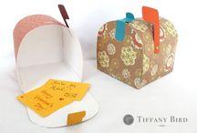 Boxes, cupcakes, etc / by Erika Cartabia