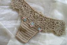 malla s crochet