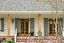 Exterior home finishes