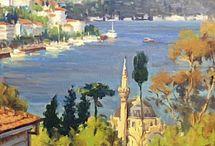 Art Painter Ayhan Türker