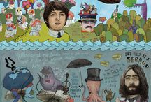 The Beatles / Lonely Hearts, Rubber Soul & Magical Yellow Submarine Tour