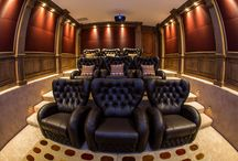 Audio Visual Gurus / We offer a complete solution which includes the services of: interior designers, acoustic experts, carpenters, networking experts, cinema seating and LED/fibre optic lighting specialists.