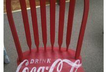 Zack. Coke bottle