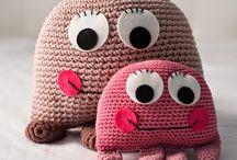 Crochet amigurimi / Haken amigurumi