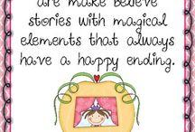 Fairytale / Ideas