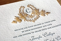 {invitation design} cathryn / by Invitations by Ajalon