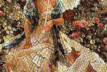 mozaik tablolar