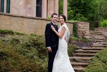 Ariel+Brock--Janelle Andersen Photography / Spring Wedding at the Memorial House