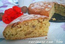 Cucinare con Vita - Dolci  / Simple recipes / Ricette semplice da realizare