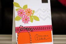 DIY - Paper: Cards