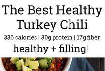 turkey receipes