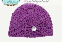 Butterfly Hats / by Castlegate Crochet