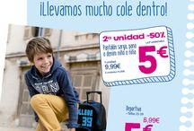 Vuelta Al Cole 2015 / Encuentra todo lo que necesitas para la #VueltaAlCole en Carrefour: material escolar, ropa, tablets, ordenadores...