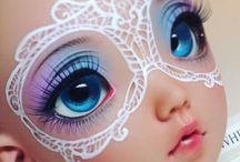 ❤️ BJD - Ball jointed Dolls ❤️ / BJD - Ball jointed Dolls _Visit also : https://www.pinterest.com/HBlackthorne/bjd-ball-jointed-dolls/