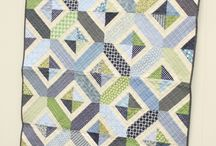 Double crossed Quilt