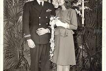 Vintage Weddings / Vintage wedding pictures and stories.